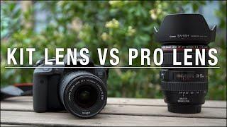Video Kit Lens vs Pro Lens - is it worth the extra money? MP3, 3GP, MP4, WEBM, AVI, FLV Juli 2018