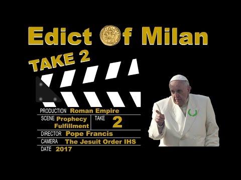 Edict Of Milan TAKE 2 - ProphesyAgainTV (видео)