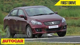 Video: Maruti Suzuki Ciaz First Drive Review
