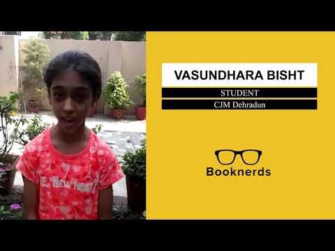 Testimonial Vasundhara Reader Children Books