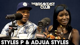 Styles P And Adjua Styles Open Up About Their Daughter's Suicide, Talk Health, Hip-Hop & More