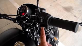 8. My new 2016 Harley davidson XG750 Street