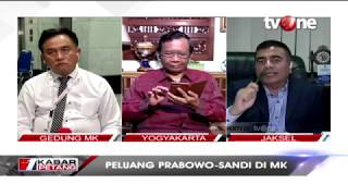 Video PANAS!! Debat Yusril vs Nasrullah Pesoalkan Gugatan Prabowo-Sandi di MK MP3, 3GP, MP4, WEBM, AVI, FLV Juni 2019