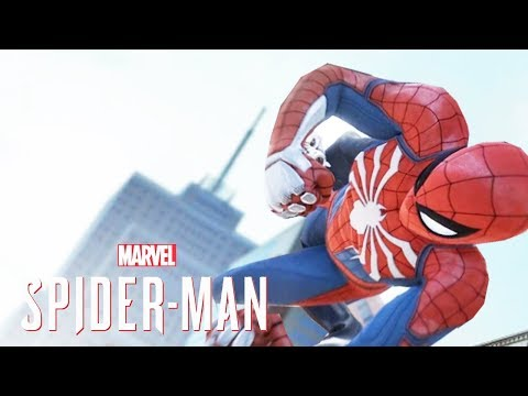 SPIDER-MAN PS4 - FIRST PERSON MODE & MULTIPLE ENDINGS?! (Spiderman PS4 Show)