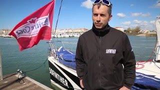 Video : Tendu en mer, détendu à terre