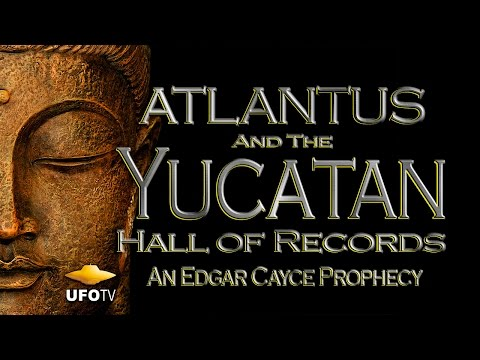 Records - UFOTV® Accept no imitations! (Please vote thumbs-up!) World Renowned Psychic - Edgar Cayce believed the Atlanteans created three Ancient Halls of Records believed to be located in Egypt; the...
