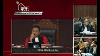Video Hakim MK: Anda Bilang Tidak Ada di Dunia Nyata, Sekarang Bilang Enggak Tahu MP3, 3GP, MP4, WEBM, AVI, FLV Juli 2019