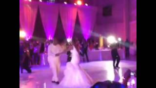 DAVIDO SINGS 'GOBE' AT SISTER'S WEDDING IN MIAMI