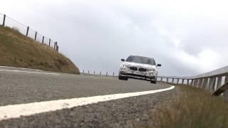 Yeni 2017 BMW 5 Serisi sürüş videosu