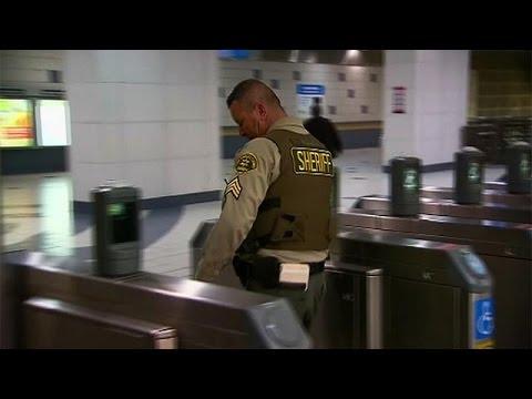 Σε συναγερμό το Λος Άντζελες-Απειλή για χτύπημα σε τρένο