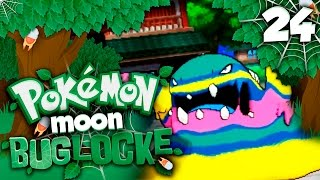 TRASHED! Pokémon Sun and Moon BugLocke Let's Play with aDrive! Episode 24 by aDrive