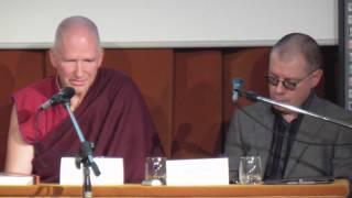 Conferinta sustinuta de ven. Jampa Lungtog, noiembrie 2013