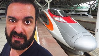 Video The First The High-Speed Train From China To Hong Kong MP3, 3GP, MP4, WEBM, AVI, FLV Oktober 2018