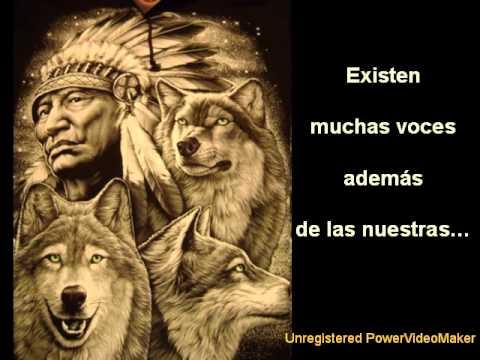 Sobre guardar silencio y hablar... Lakotas