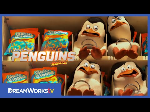 Penguins of Madagascar (Clip 'Vending Machine Fail')