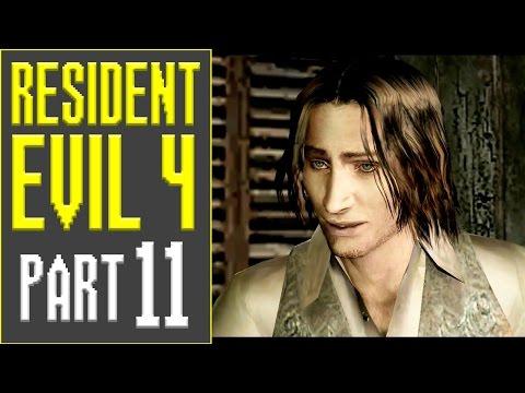 Resident Evil 4 - Part 11   YOU HANDSOME DEVIL!