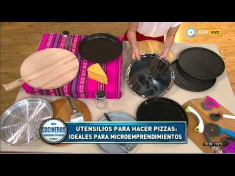 Utensilios para las fiestas recetas cocineros argentinos for Utensilios pizza