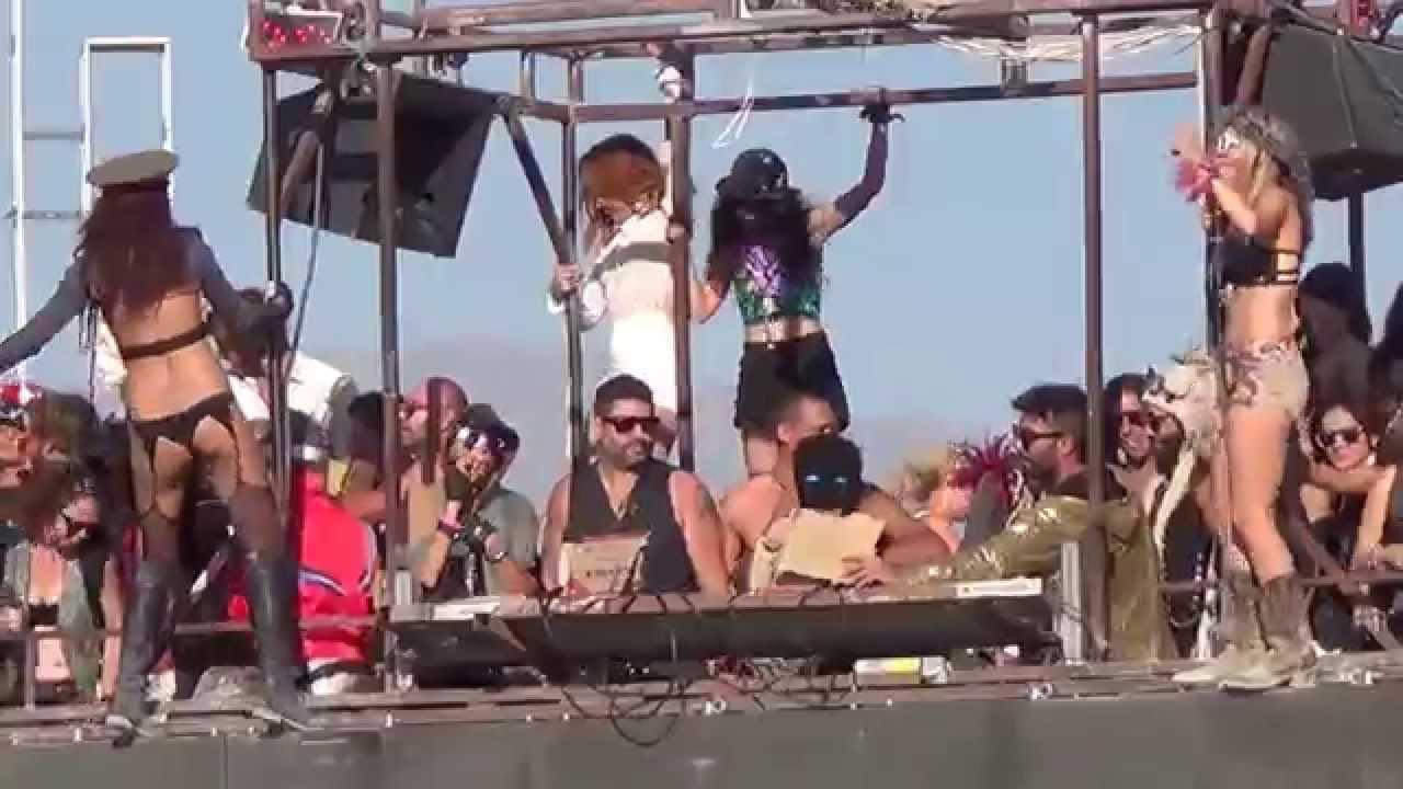 Jamie Jones - Live @ Burning Man 2014