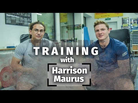 TRAINING With Harrison Maurus