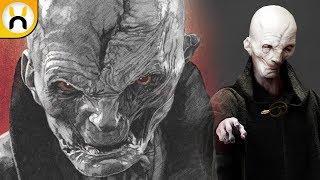 Video Snoke's True Identity Might Have Leaked | The Last Jedi MP3, 3GP, MP4, WEBM, AVI, FLV Oktober 2017