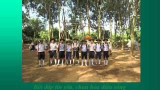 GIA ĐÌNH PHẬT TỬ VIỆT NAM - Nhạc Võ Tá Hân - Thơ TNT Mặc Giang