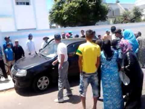شرطة العرائش تمسك بالمعتدي على ساكنة حي الزوادة