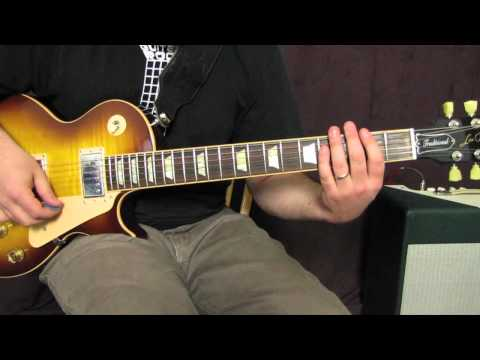 Led Zeppelin – Immigrant Song – Guitar Lesson | Riff Channel