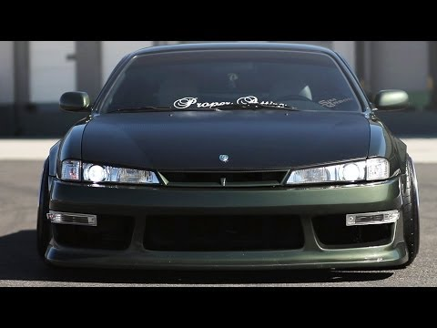 Wide N' Green S14 | StanceNation