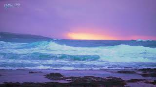 Beautiful Relaxing Music & Calm Ocean | Soothing Soothing Music