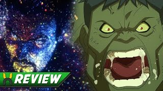 Hulk  Where Monsters Dwell  2016  Review