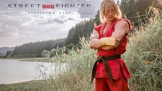 Street Fighter  Assassin S Fist    Ken  Teaser Trailer