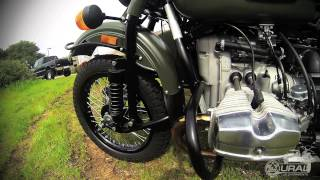 7. 2012 Ural Gear-Up in Forest Fog