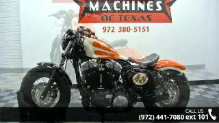 6. 2010 Harley-Davidson XL1200X - Sportster Forty-Eight  - D...