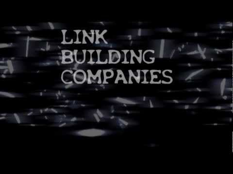 Link Building Companies For SEO Campaigns