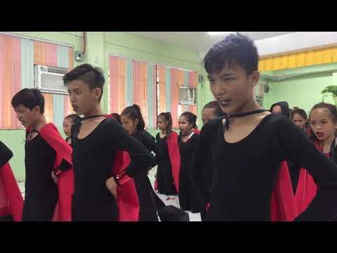 Whiteman's Burden perfomed by 7-Aguinaldo 2017-2018 Signal Village National High School