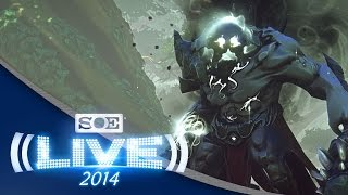 EverQuest Next New Combat and Classes | SOE Live 2014