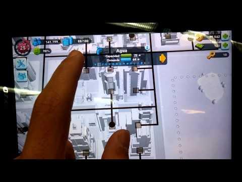Edificios lujosos en simcity buildit (видео)