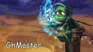 Amumu Jungle Season 3 /w masteries/runes setup