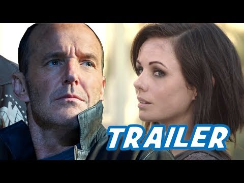 Where's Our Snap?!!! Sarge V. Coulson!!! Agents of SHIELD Season 6 Episode 2 Trailer Breakdown!!!