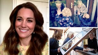 video: Duchess of Cambridge launches photography project to capture spirit of lockdown Britain