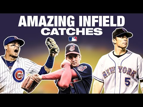 Video: Some of the most insane Infield Grabs ever!