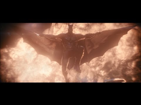 Batman Arkham knight trailer -