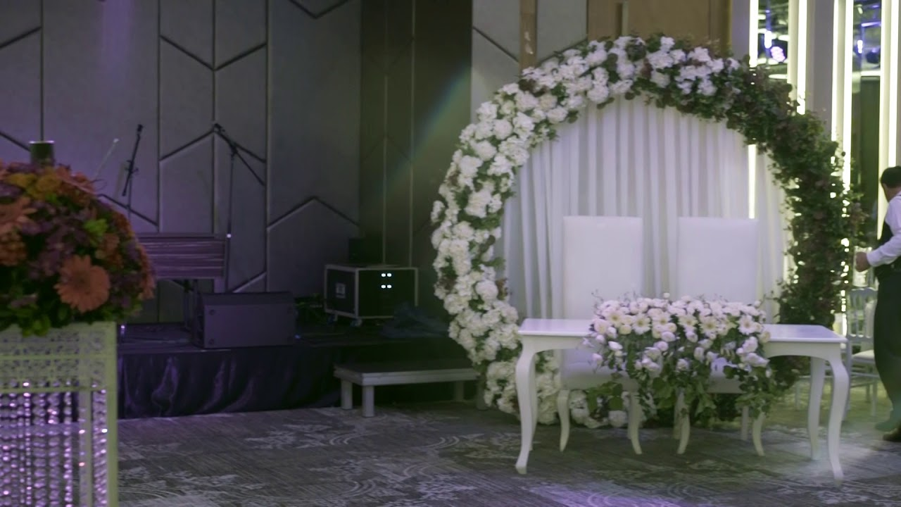 Double Tree by Hilton Hotel Piyalepaşa İstanbul - İnna Muhammed Wedding film