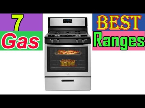 7 Best Gas Ranges To Buy In 2018 | Range Buying Guide 2018 | Range Review | Next Reviews