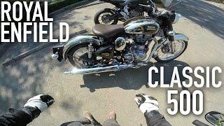 3. 2017 Royal Enfield Classic 500 Review