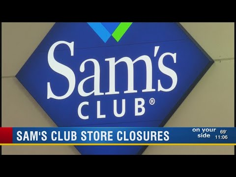 Sam's Club closing