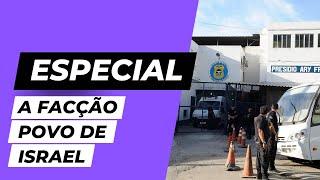 """Especial: A facção criminosa """"Povo de Israel"""" (PVI) do Rio de Janeiro como você NUNCA viu Inscreva-se na TV Coiote e continue..."""