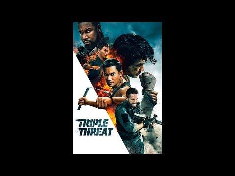 TRIPLE THREAT (2017) WEB-DL XviD AC3 FRENCH
