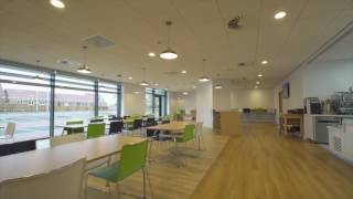 New promotional film for a newly completed project in Emerson's Green, Bristol