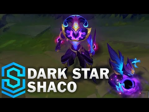 Shaco Hắc Tinh - Dark Star Shaco